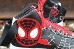 Customized Shoes Spiderman