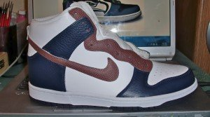 Seattle Seahawks Nike Dunks