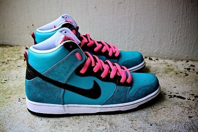 South Beach Nike Dunks