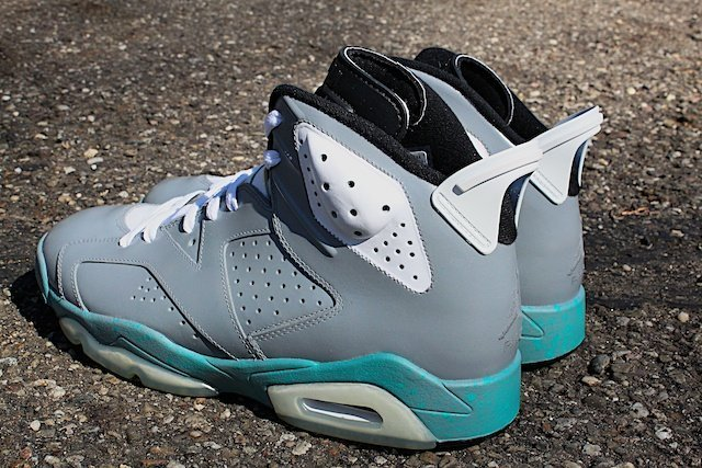 Marty McFly Jordan VI Air Mag - Custom Kicks
