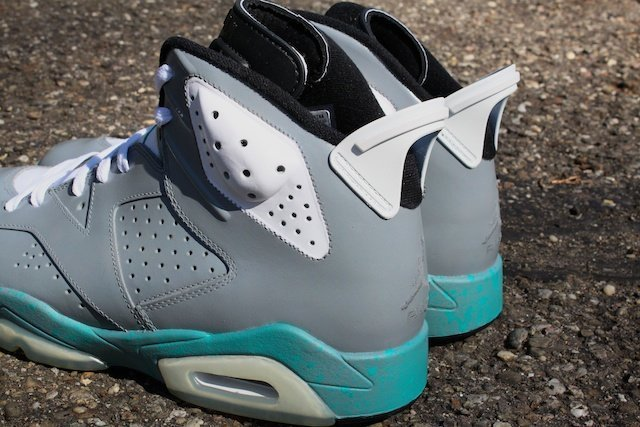 Marty McFly Jordan VI Air Mag - Custom Kicks 3