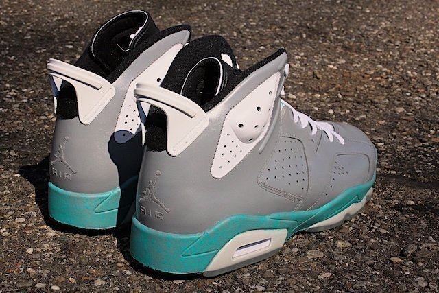 Marty McFly Jordan VI Air Mag - Custom Kicks 5