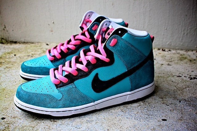 South Beach Nike Dunks 4
