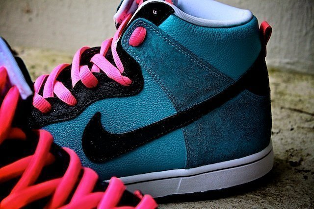 South Beach Nike Dunks 6