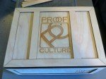 Proof Culture Custom Shoe Box