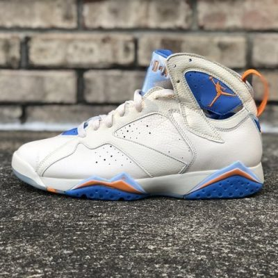 "AIR JORDAN 7 (VII) RETRO ""PACIFIC BLUE"""