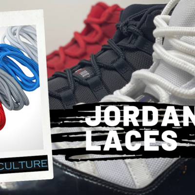 Jordan 11 replacement laces